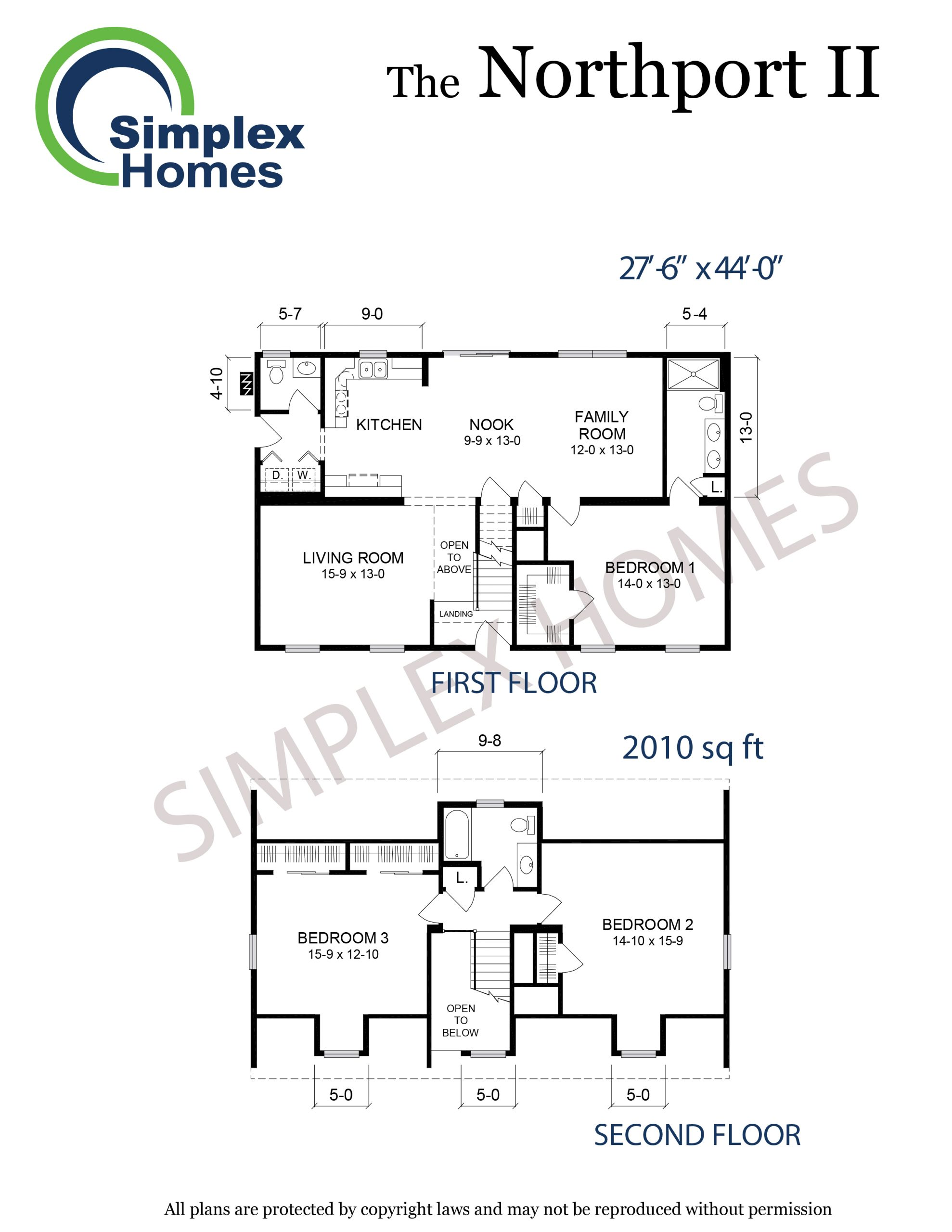 northport floor plan