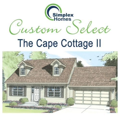 Cape Cottage II