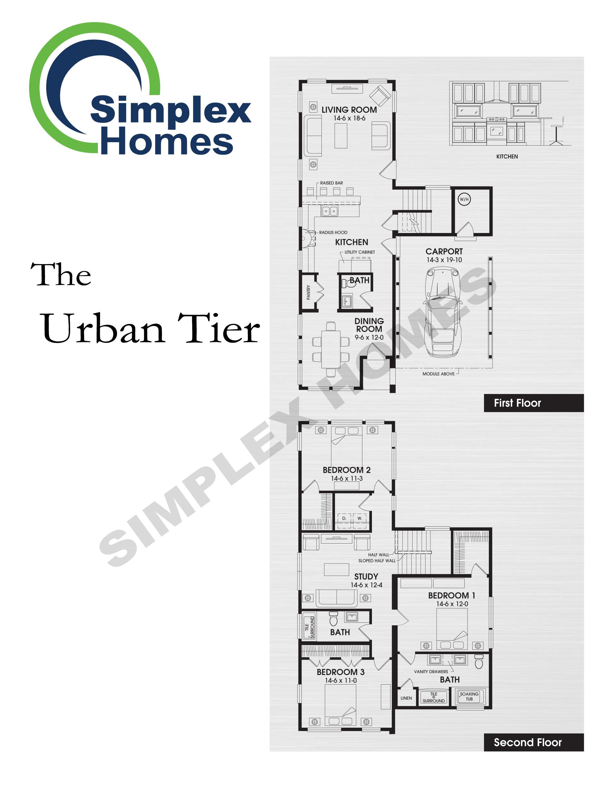 urban tier
