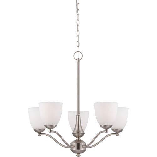60-5035 FIVE LIGHT CHANDELIER
