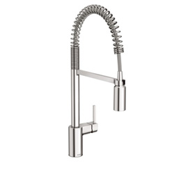 Align – 5923 One-Handle Spring Pulldown Kitchen Faucet