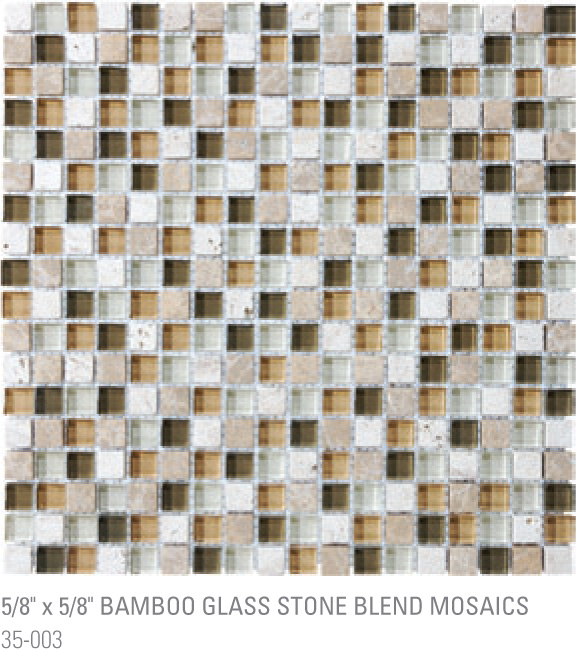 Bliss Mosaic - Bamboo