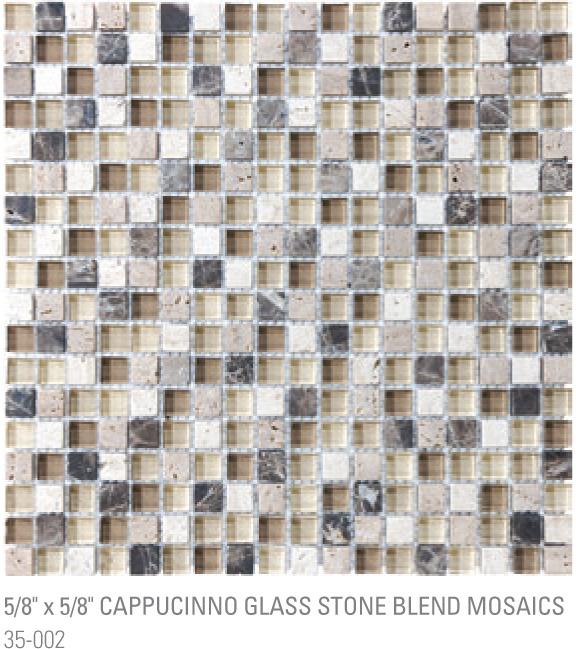 Bliss Mosaic - Cappuccino