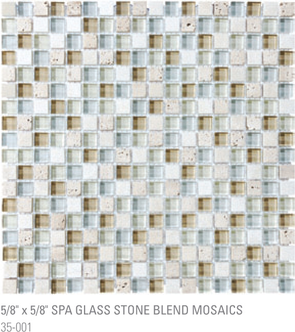 Bliss Mosaic - Spa