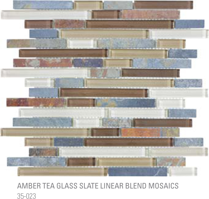 Bliss Linear - Amber Tea