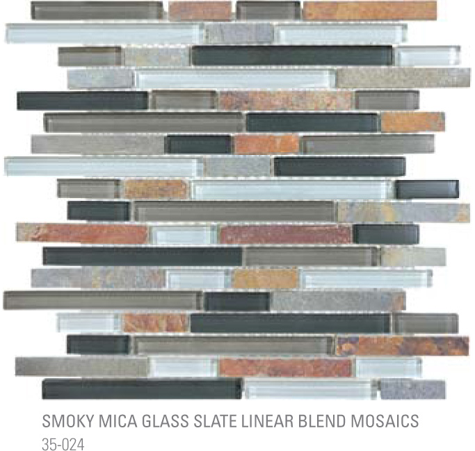 Bliss Linear - Smoky Mica