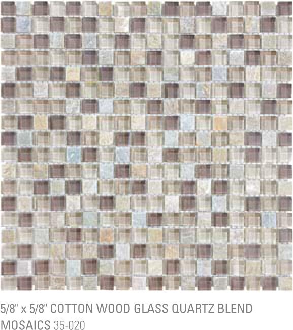 Bliss Mosaic - Cotton Wood