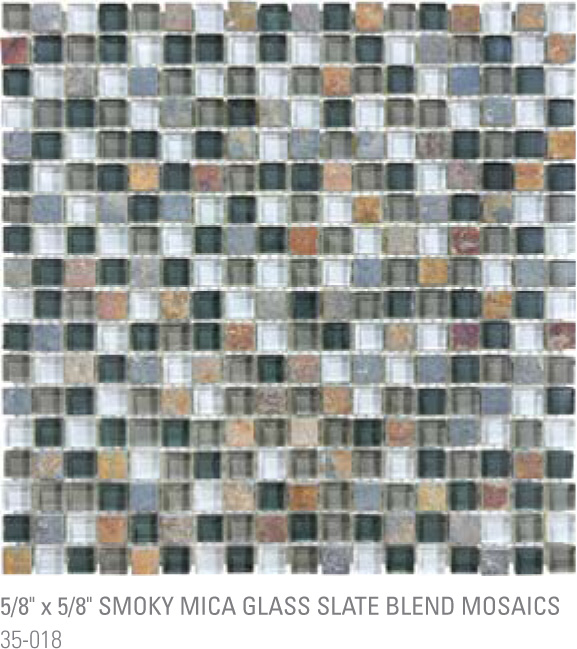 Bliss Mosaic - Amber Tea