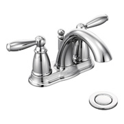 Brantford – 6610 Two-Handle High Arc Bathroom Faucet