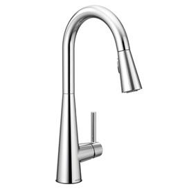 Sleek – 7864 One-Handle Pulldown Kitchen Faucet